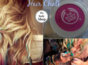 Hair Chalking Gesetti colorati capelli [Review Chalk Body Shop]