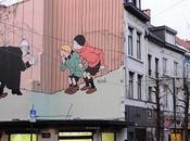 bruxelles: paese fumetti