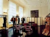 camerini dell'haute couture visti Jacqueline Hassink
