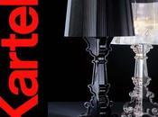Lampade Kartell: Bourgie, barocco contemporaneo