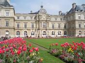 Parigi meraviglie: Jardin Luxembourg Plantes.