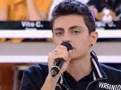 """Amici secondo inedito Virginio """"Vorrei essere Vento"""" TESTO VIDEO"""