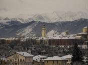 Cuneo sotto neve