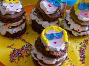 tortine faccine mascherate pasta zucchero