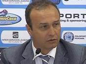 Pescara: ufficiale l'esonero Marino!
