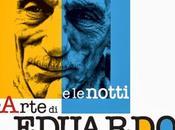 """progetto lungo anno: giorni notti: l'Arte Eduardo""""."""