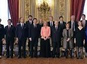 L'OMBRA GOVERNO #governorenzi #ministri #giuramento