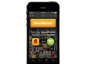 "SoundHound introduce funzione ""Aggiungi Spotify"""