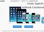 Guida, Jailbreak Untethered 7.0.6 iPhone, iPad iPod Touch