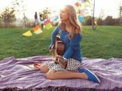 Taylor Swift testimonial della linea sneakers Keds primavera 2014