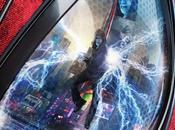 Times Square crolla nuovo fulminante trailer Amazing Spider-Man Potere Electro
