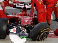 Ferrari riprende concetti aerodinamici della Lotus E21?