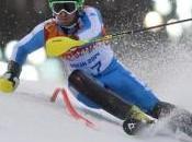 Stefano gross piedi podio, matt vince l'oro dello slalom