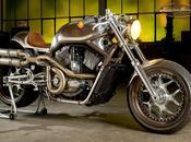 Harley-Davidson V-Rod cafè racer mechanik