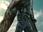 Falcon nuovo characters poster Captain America: Winter Soldier