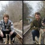 foto degli animali prima dopo… passare tempo