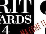 come vesti?! Brit Awards 2014 Edition