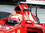 Test Bahrein: Ferrari piccola roll