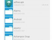Files: recensione nuovo file manager Android