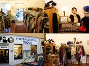Lusso, stravaganza vintage: giro negozi Vienna