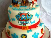 Patrol cake: dolci cuccioli piccolo Gabriele
