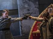 Educazione Siberiana scena Teatro Bellini