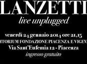 Bernardo Lanzetti, Gennaio 2014, Auditorium Fondazione Piacenza Vigevano