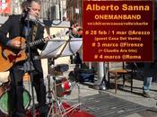 Alberto Sanna tour