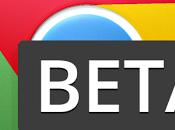 Chrome BETA introduce streaming verso Chromecast