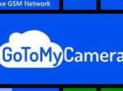 GoToMyCamera vostro device Windows Phone diventa videocamera spia!