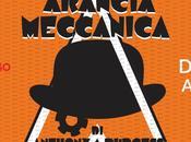 Arancia Meccanica scena Teatro Bellini