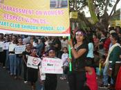 Goa, Carnevale, niente scherzi donne