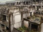 Keelung Taiwan: quartiere Zhongzheng District come Ghost Town vive ritorno della natura