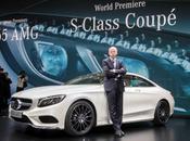 Mercedes Classe Coupé 2014 Ginevra Automobilismo.it