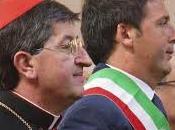 Renzi, prete travestito comunista