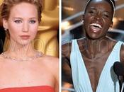 Oscar 2014: abiti flop dell'evento