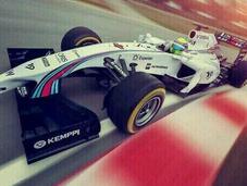 favorito Melbourne? Mercedes pole, Williams gara!