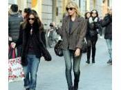 Alessia Marcuzzi, shopping Frattina linguacce fotografi
