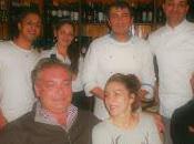 calore nitore etnei nell'accoglienza Salvo Castro, patron Tutti vini Tenuta Fessina nuovo ristorante Linguaglossa