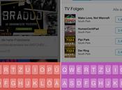 AdaptiveKeyboard, tocco colore alla nostra tastiera Cydia