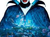 Angelina Jolie protagonista bellissimi poster Maleficent