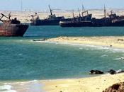 cimitero delle navi