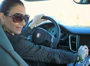 Porsche Panamera Hybrid: fashion test!