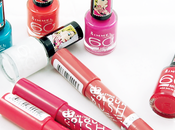 Talking about: Rimmel London, Rita Color Rush collection