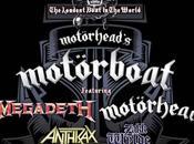 """MOTÖRHEAD Ecco partecipanti alla crociera """"MotörBoat"""""""