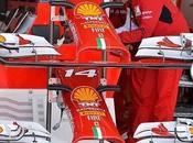 Melbourne confermate novità provate Bahrein sulla Ferrari