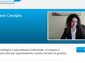 Realizzazione sito professionisti: Irene Cerniglia