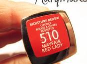 Rimmel London Moisture Renew lipstick MyFair Lady