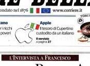 Corriere diventa tabloid