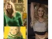 Shakira prende posto della Marcuzzi nello spot dello yogurt (video)